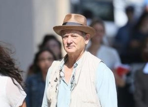 Bill Murray Honoured With Comedy Prize