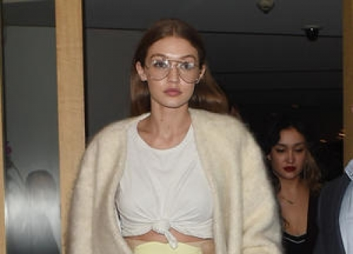 Gigi Hadid Fronts First Vogue Arabia