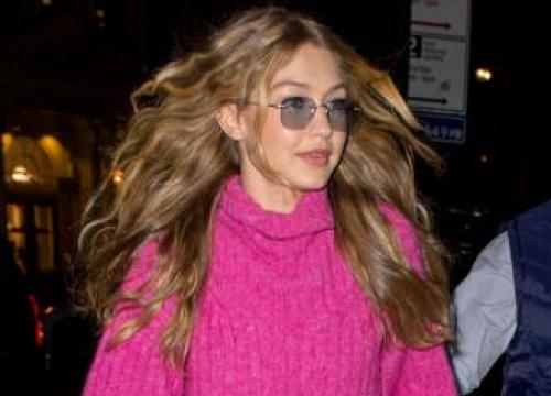 Gigi Hadid Kept Make-up Line A Secret From Family
