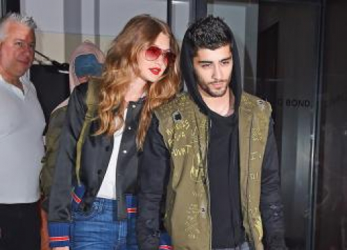 Gigi Hadid And Zayn Malik 'in A Much Better Place'