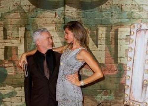 Model Stephanie Clegg Weds In Front Of Gisele Bundchen And Michael Jordan