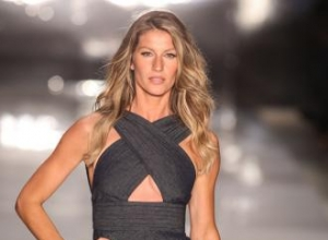 Gisele Bündchen to retire from the runway?