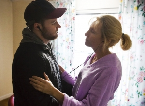 Glassland Movie Review