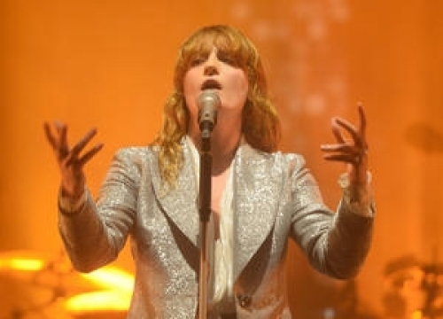 Florence Welch 'Beyond Proud' Of Glastonbury Headliner