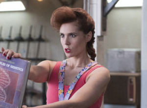 Kate Nash Boosts Acting Career With Wrestling Drama 'GLOW'