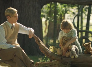 Goodbye Christopher Robin - Trailer