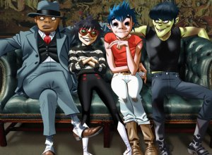 Gorillaz Snag 10-Episode TV Series