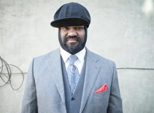 Gregory Porter - Water Under Bridges [lyric] video
