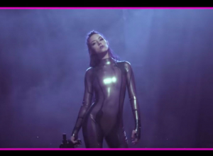 Grimes - We Appreciate Power Lyric Video