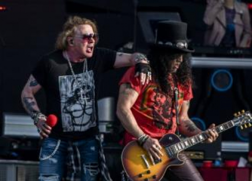 Guns N' Roses Announce London Stadium Show For 2020