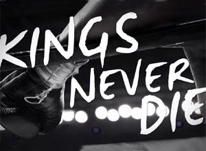 Eminem Ft. Gwen Stefani - Kings Never Die [Lyric] Video
