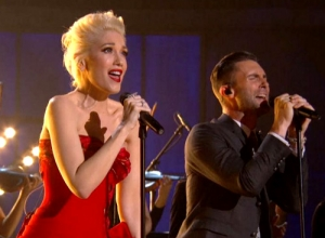 Gwen Stefani - My Heart Is Open (Live GRAMMYs 2015) Video
