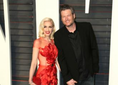 Blake Shelton And Gwen Stefani Organise Family Thanksgiving