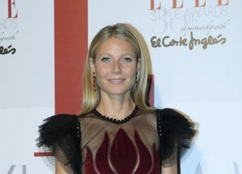 Gwyneth Paltrow Receives Icon Honour At Elle Spain's Style Awards