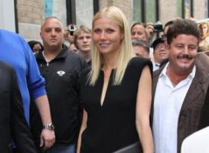 Gwyneth Paltrow supported Beyonce