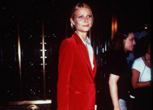 Gwyneth Paltrow Recreated Tom Ford Suit For Addison Rae