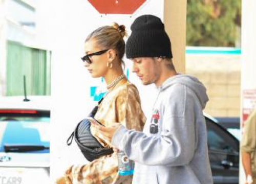 Justin And Hailey Bieber Thank Hospital Staff
