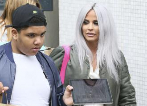 Katie Price Launches Petition To Make Online Trolling Illegal