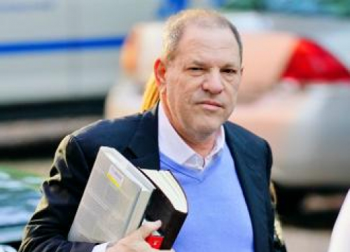 Harvey Weinstein Surrenders To New York Police