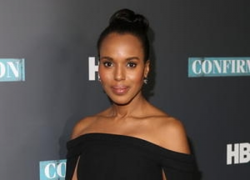 Kerry Washington's Second Pregnancy Is 'Very Different' To Her First