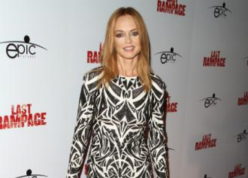 Heather Graham Says She's An 'Angry Feminist'