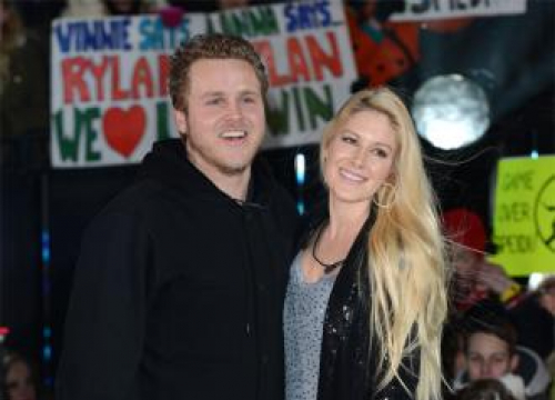 Heidi Montag: It Was Love At First Sight With Spencer Pratt