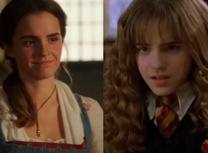 Books And Bravery: Comparing Emma Watson's Belle To Hermione Granger