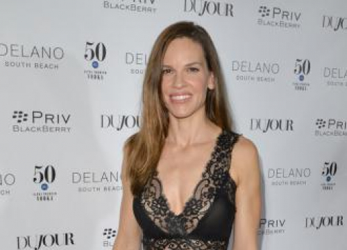 Hilary Swank To Star In I Am Mother