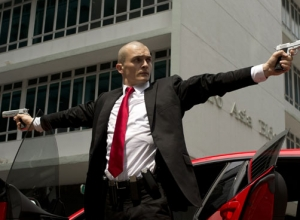 Not Very 'Friendly'! Rupert Friend Means Serious Business In 'Hitman: Agent 47' [Trailer]