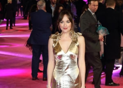 Dakota Johnson: 'Everyone Wants To See Jamie Dornan Get Naked!'