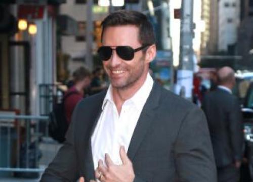 Hugh Jackman Cried On The Set Of 'Logan'
