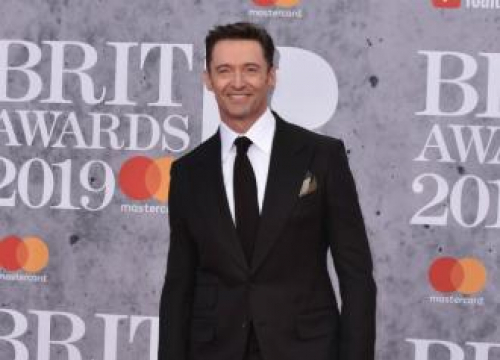 Hugh Jackman: I Told My Family How To Spot Me At The Brits