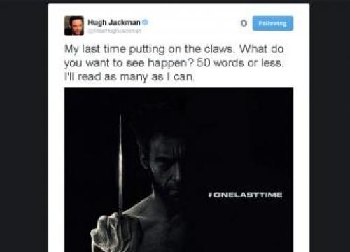 Hugh Jackman Asks Fans For Ideas For Wolverine 3