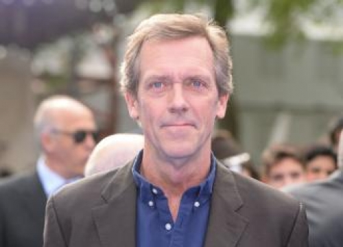 Hugh Laurie Will Get A Star On The Hollywood Walk Of Fame Today
