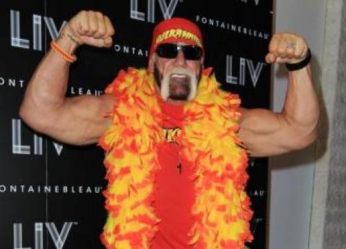 Hulk Hogan learned to 'save' his 'damn money'