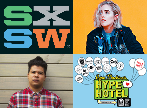 Hype Hotel At SXSW 2015 Leaves No Stone Unturned With Their Dynamic Line-Up