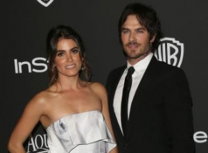Ian Somerhalder doesn't call Nikki Reed his 'fiancée'
