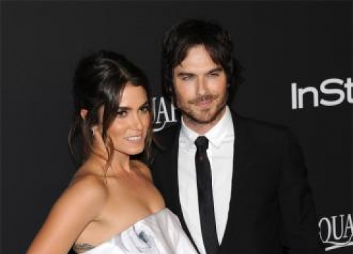 Ian Somerhalder and Nikki Reed have got married
