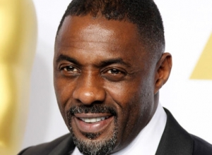 Idris Elba Breaks British Land Speed Record