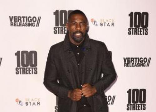 Idris Elba's Royal Wedding Highlight