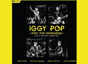 Iggy Pop - Post Pop Depression: Live At The Royal Albert Hall Movie Review