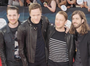 Imagine Dragons Enter Billboard Chart At The Top