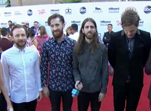 Imagine Dragons - Red Carpet Interview (2015 Billboard Music Awards) Video