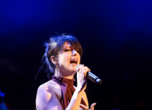 Imelda May 'Nervous' To Approach Noel Gallagher