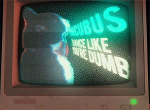 Incubus - Dance Like You're Dumb (Lyric Video) Video
