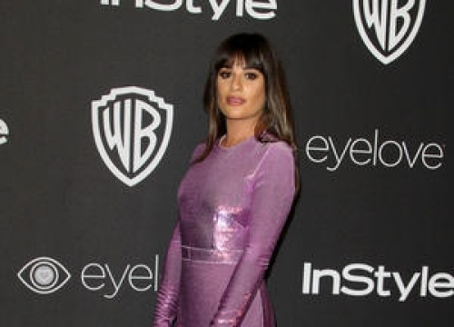 Lea Michele Shares Throwback Snap With Late Boyfriend Cory Monteith