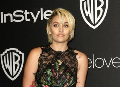 Paris Jackson Highlights Givenchy Show In Paris
