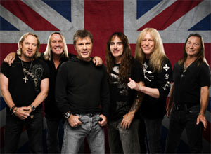 Iron Maiden Present Their First Double Album: 'The Book Of Souls'