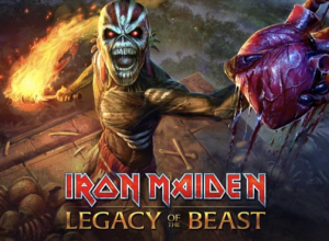 Iron Maiden Launch 'Legacy Of The Beast': An Interactive Mobile Game Starring Shaman Eddie