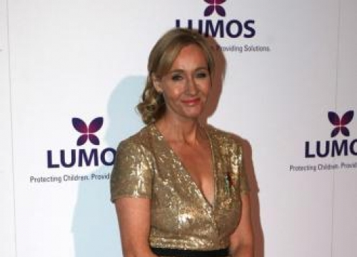 J.K. Rowling to Matthew Lewis: 'Put some clothes on'